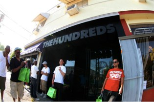 The Hundreds 5TH Grand Opening Recap