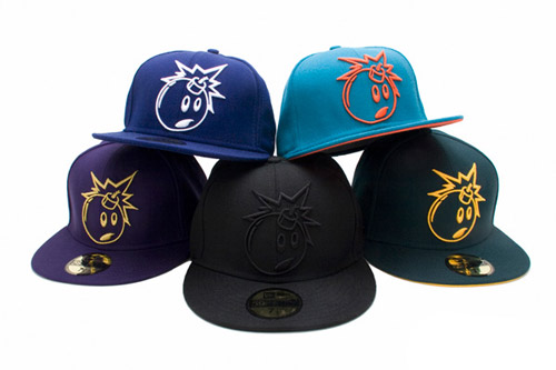The Hundreds Adam Outline New Era 59FIFTY Cap