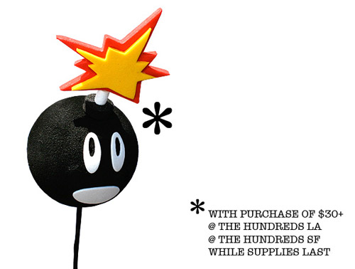 The Hundreds Antenna Ball