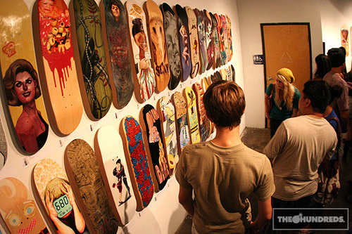 SK8OLOGY Exhibition