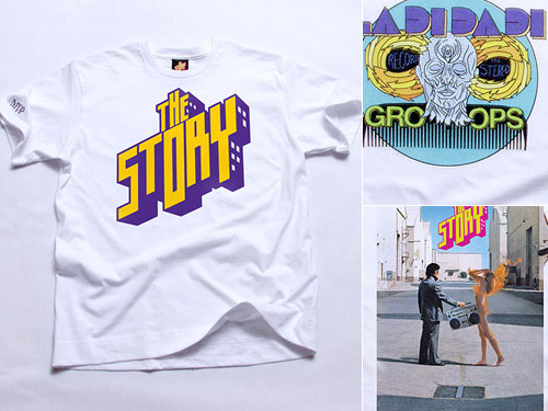 The Story Tees