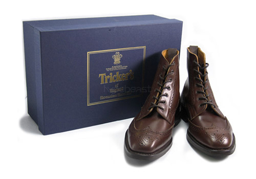Trickers 2008 Fall/Winter Collection