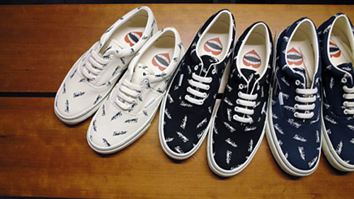 """UNDERCOVER """"Unreal Real Clothes"""" Sneakers"""