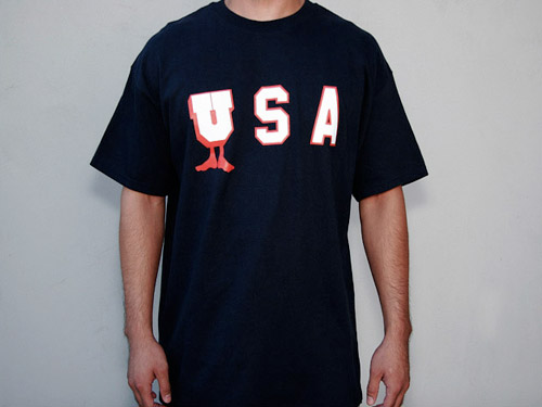 Undefeated USA Tee