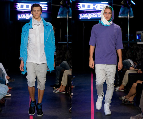 Uniforms for the Dedicated 2009 Spring/Summer Collection