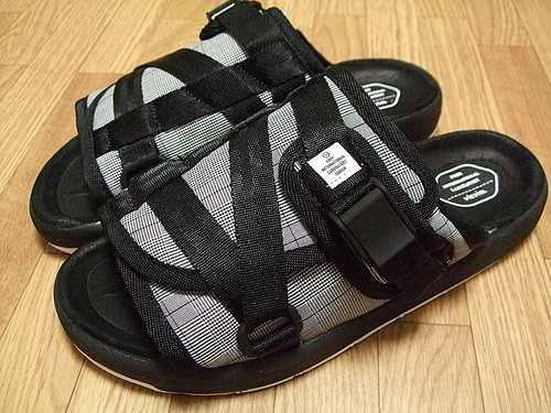 Visvim Glen Check Black Christo