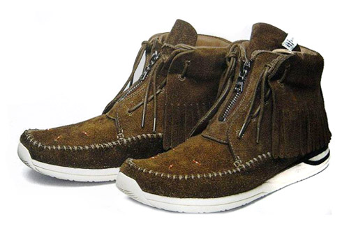 Visvim 2008 Autumn/Winter Collection Preview
