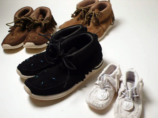 Visvim Fall/Winter 08-09 Collection