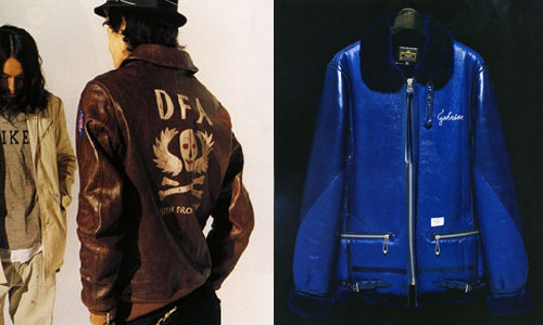 """WTAPS 2008 Autumn/Winter Collection """"Red Dawn"""""""