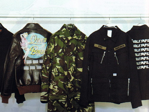 WTAPS x Bounty Hunter Jacket