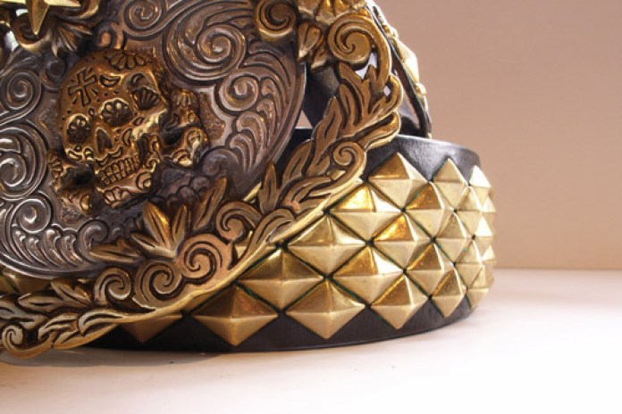 Magical Design x WTAPS Belt Buckle