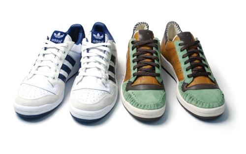 adidas Originals Craftsmanship Sneaker Pack - Decade Low