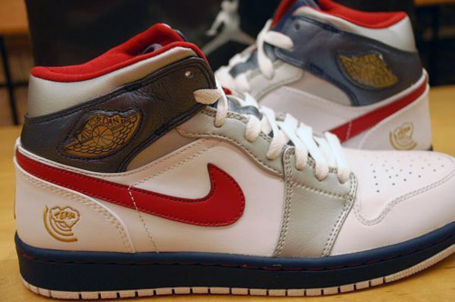 Air Jordan I Olympic