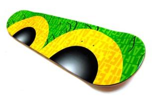 ALIFE x Girl Skate Deck