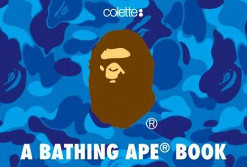 A Bathing Ape Book signing by Nigo