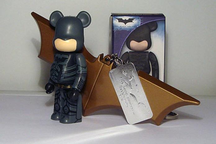 """The Dark Knight"" Batman Bearbrick 100%"