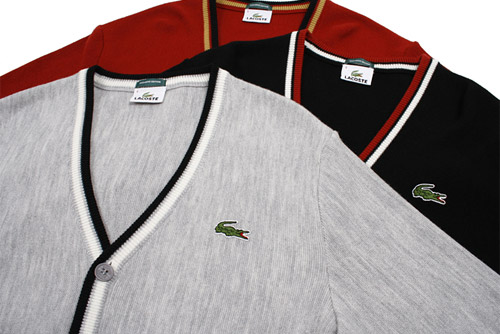 Beauty & Youth x Lacoste Cardigan