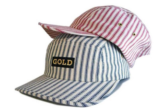 Benny Gold 2008 Fall/Winter 5 Panel Caps