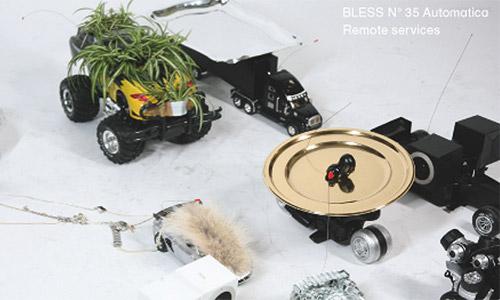 BLESS N° 35 Automatica Remote Mini Cars