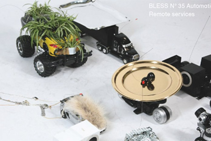 BLESS N° 35 Automatica Remote Mini Cars