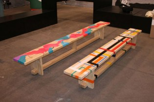 Chrissie Abbot | Melvin Galapon x Max Lamb Benches
