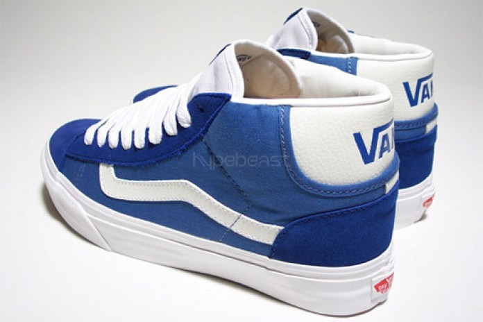 Classic Kicks x Vans Midschool 77