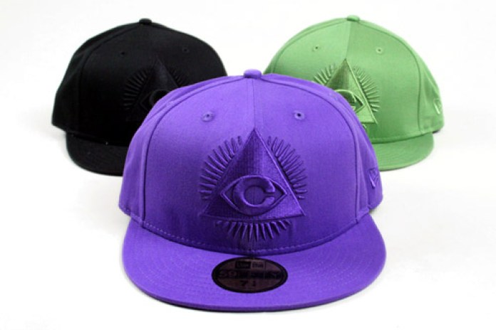 "Commonwealth x New Era 59FIFTY All ""C"" EEING Fitted Cap"