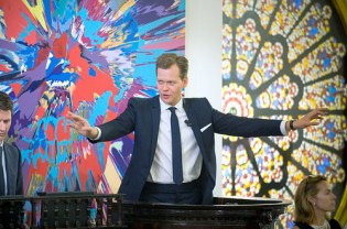 """Damien Hirst """"Beautiful Inside My Head Forever"""" Auction Recap"""