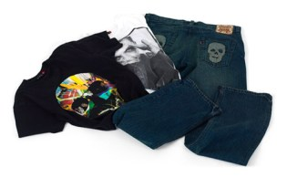 Damien Hirst x Levi's 2008 Fall Collection