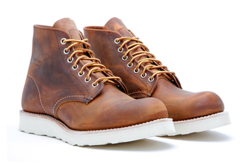David Z. Exclusive Red Wing Work Boot