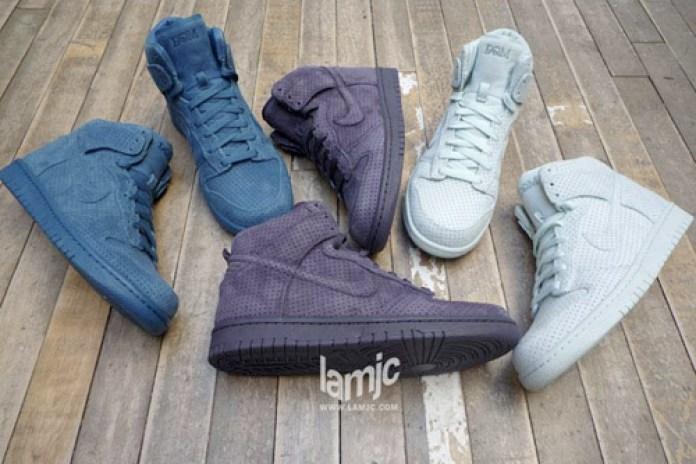 DQM x Nike Dunk High Premium Set