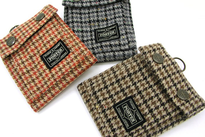 Essential Designs x Porter Houndstooth Collection