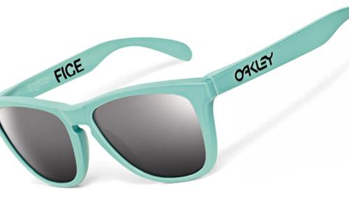 FICE x Oakley Frogskins