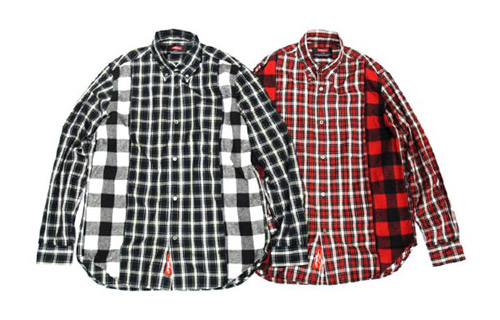 Futura Laboratories Buffalo B/D Shirts