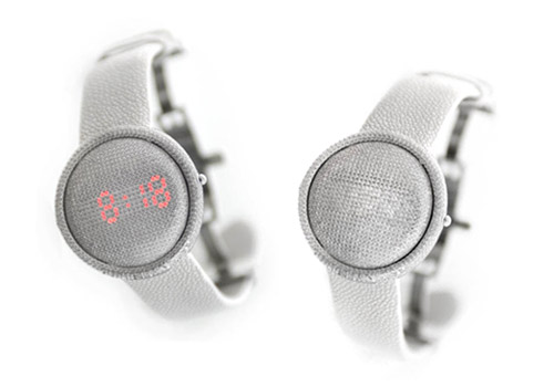 Gourmet x Christian Tse Digital Watch