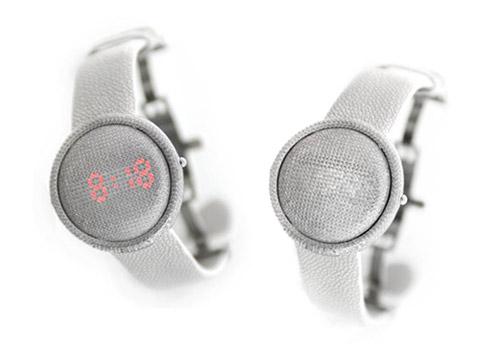 Gourmet x Christian Tse Digital Watch