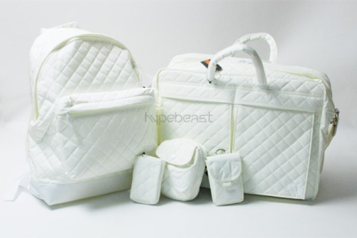 """Head Porter 2008 Fall/Winter """"Snow White / Blanc"""" Collection"""