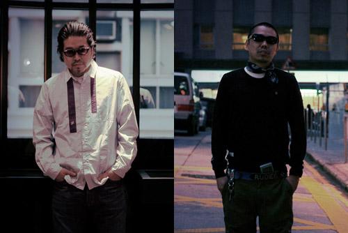 Hoods Hong Kong Special Feature Interviews with Shinsuke Takizawa & Tetsu Nishiyama