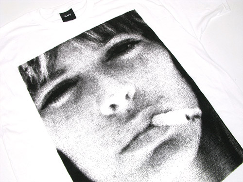 HUF 2008 Fall/Winter T-shirt Collection
