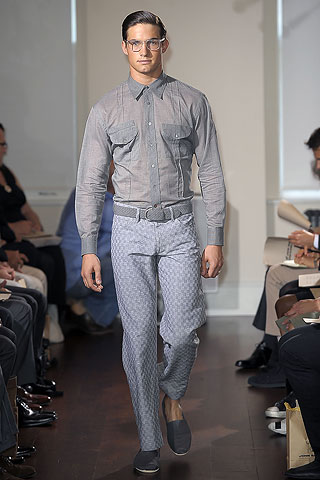 John Bartlett 2009 Spring/Summer Collection Preview