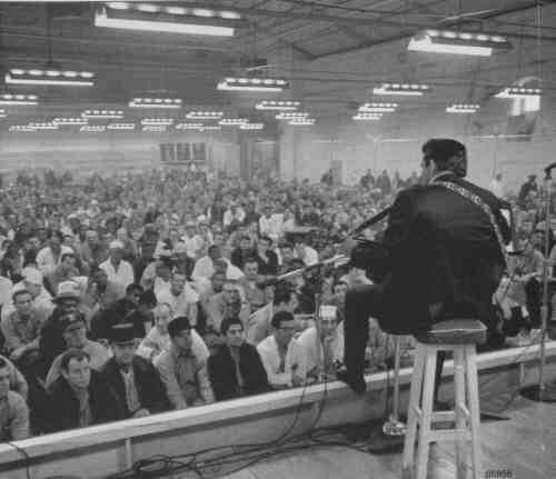 Johnny Cash at Folsom Prison Screening