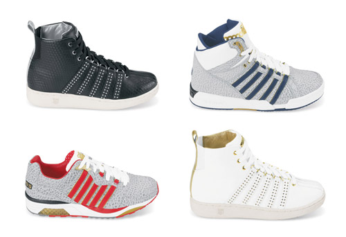 K-Swiss x atmos 2008 Fall Collection