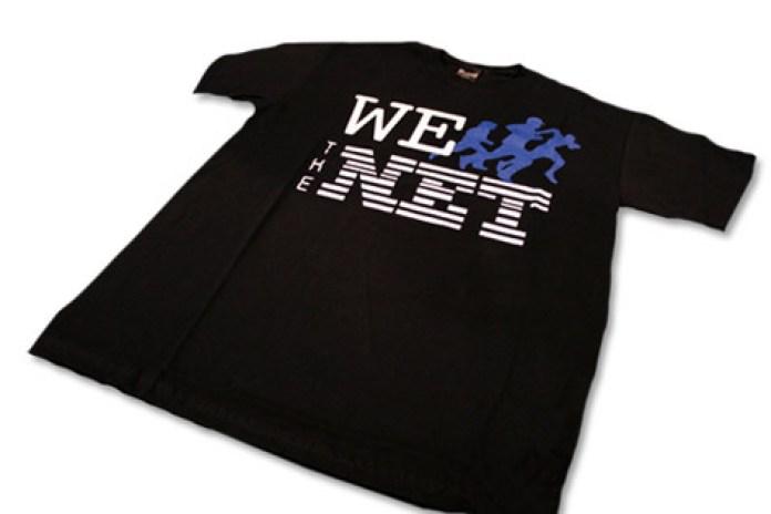 "Karmaloop ""We Run the Net"" T-shirt"