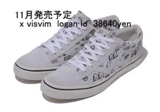 KAWS x Visvim Logan Low