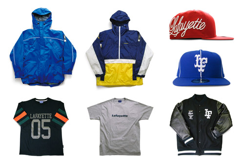 """Lafayette 2008 Fall/Winter """"Still Classic Mind"""" Collection Part 2"""