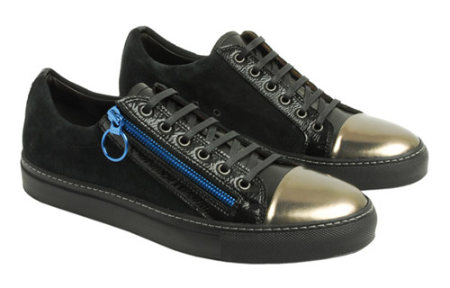 Lanvin Side Zipper Trainer