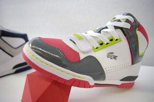 Lacoste Stealth 2009 Spring Collection Preview