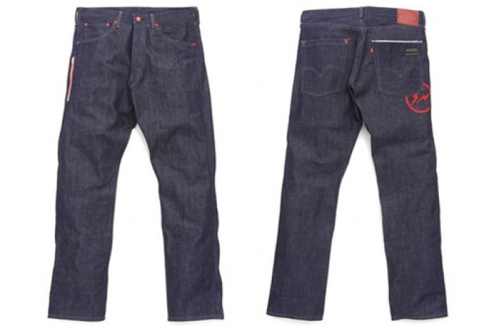 Levi's Fenom Blaze Package Rigid Denim