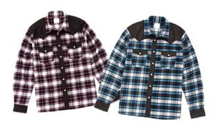 Levi's Fenom Flannel Western Shirt