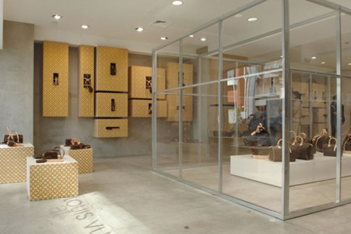 Comme des Garcons x Louis Vuitton Pop-up Shop Opens